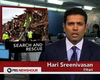 News Wrap: Search Continues for Survivors of Texas Explosion