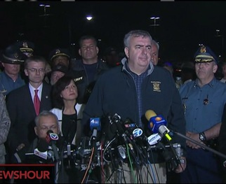 WATCH: Manhunt for Boston Bombing Suspect Ends After Daylong City Shutdown