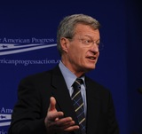 Sen. Max Baucus, D-Mont.; photo by Center for American Progress Action Fund