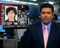 News Wrap: Boston Suspect Transferred From Hospital to Prison Medical Center