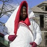 Sleeping Bag Coat for the Homeless Finds Fans in the Fashion World