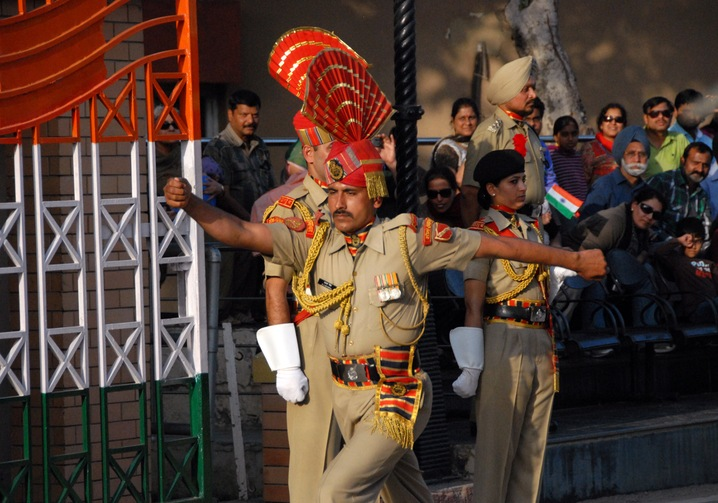 Indian Troops