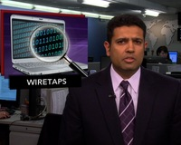 News Wrap: White House May Revamp Wiretap Laws