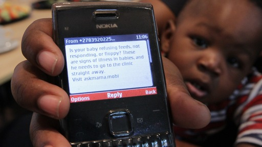 In South Africa, Using Mobile Technology to Improve Maternal Health Access