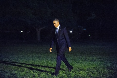 President Barack Obama; photo by Pete Marovich/Pool/Getty Images