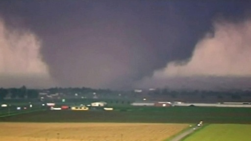 Massive, Mile-Wide Tornado Leaves Wake of Destruction Outside Oklahoma City