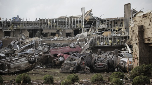 Politics Put On Hold As Nation Surveys Oklahoma Tornado Damage