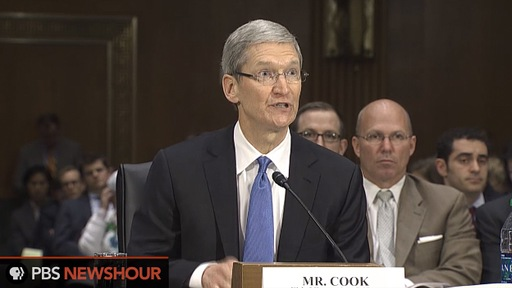 Watch Live: Apple CEO Tim Cook Faces Senate Questions on Taxes