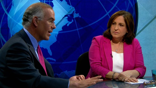 Brooks and Marcus Discuss Obama's National Security Address, Disaster Spending