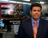 News Wrap: Car Bombings Sweep Through Baghdad