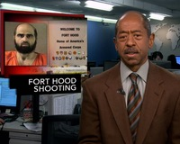 News Wrap: Fort Hood Shooting Suspect Able to Represent Himself in Court