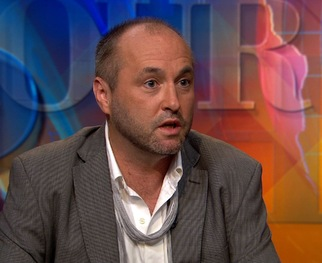 Click here to watch Colum McCann read an excerpt from