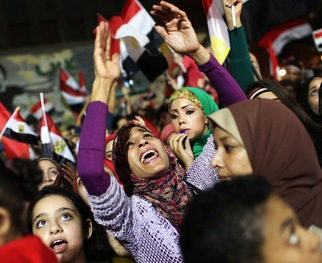 WATCH: What the Leadership Change Means for Egypt's Future and the Region
