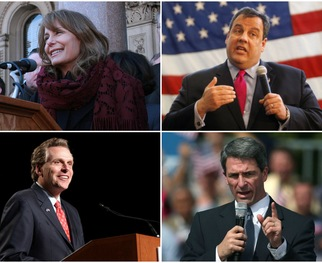 Who will replace Va. Gov. Bob McDonnell in 2014? At the top of the ticket this November are Republican Attorney General Ken Cuccinelli and Former Democratic National Committee chairman Terry McAuliffe battling to become Virginia's next governor in what has been called the