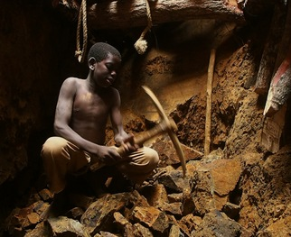 Video: Meet one child miner who works 12-hour days in the gold mines of Burkina Faso.