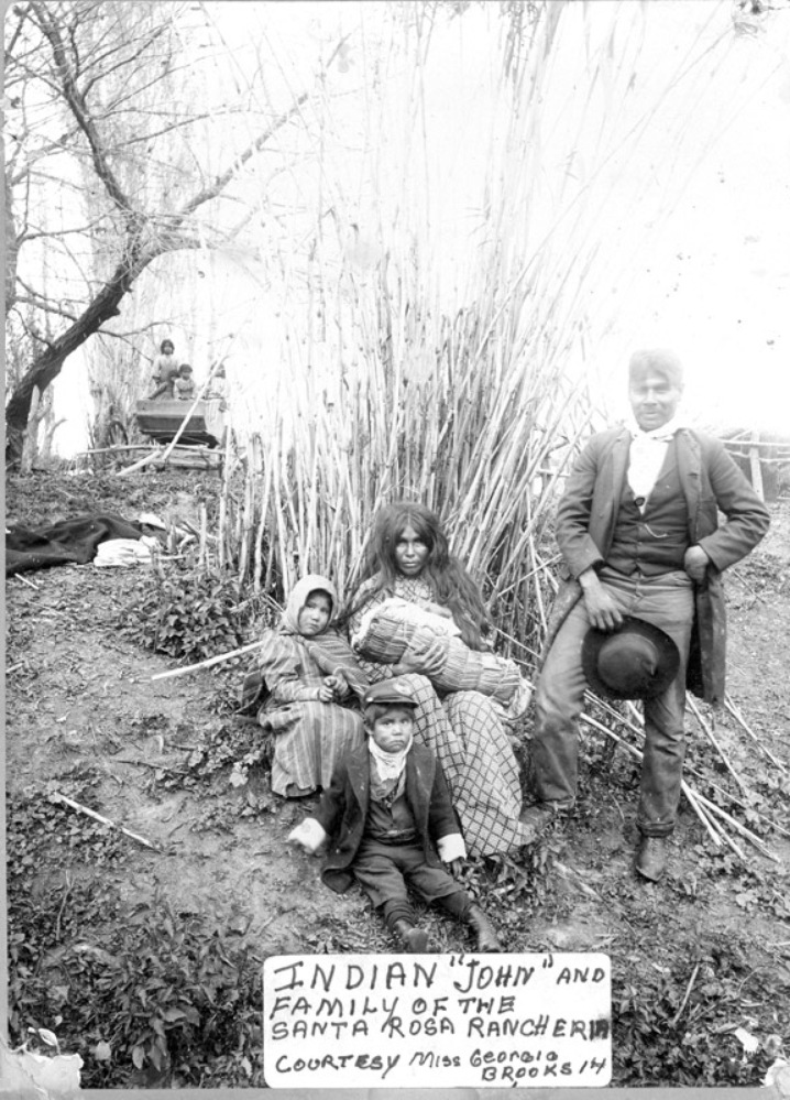 Santa Rosa Rancheria Family