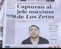 Leader of Brutal Zetas Drug Cartel Captured Near Texas Border