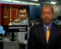News Wrap: Police Make Arrests at Zimmerman Verdict Protests in California