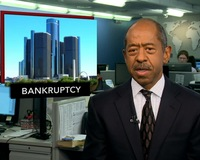 News Wrap: City of Detroit Files for Bankruptcy