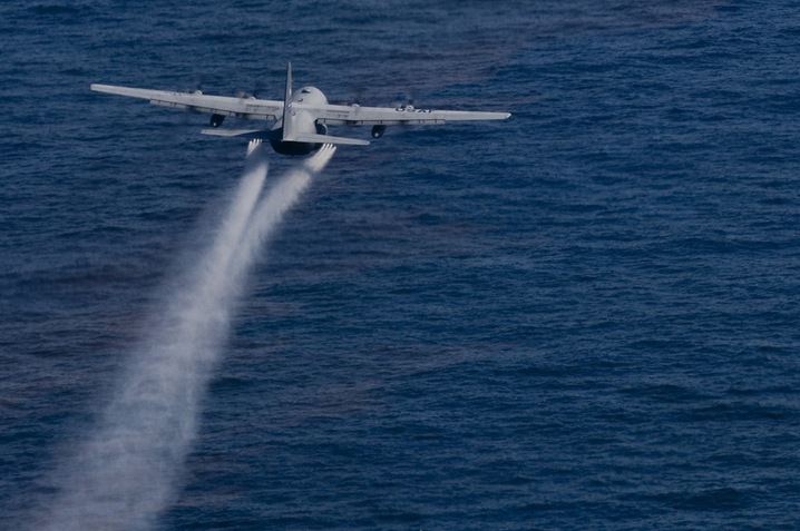 Dropping Dispersants