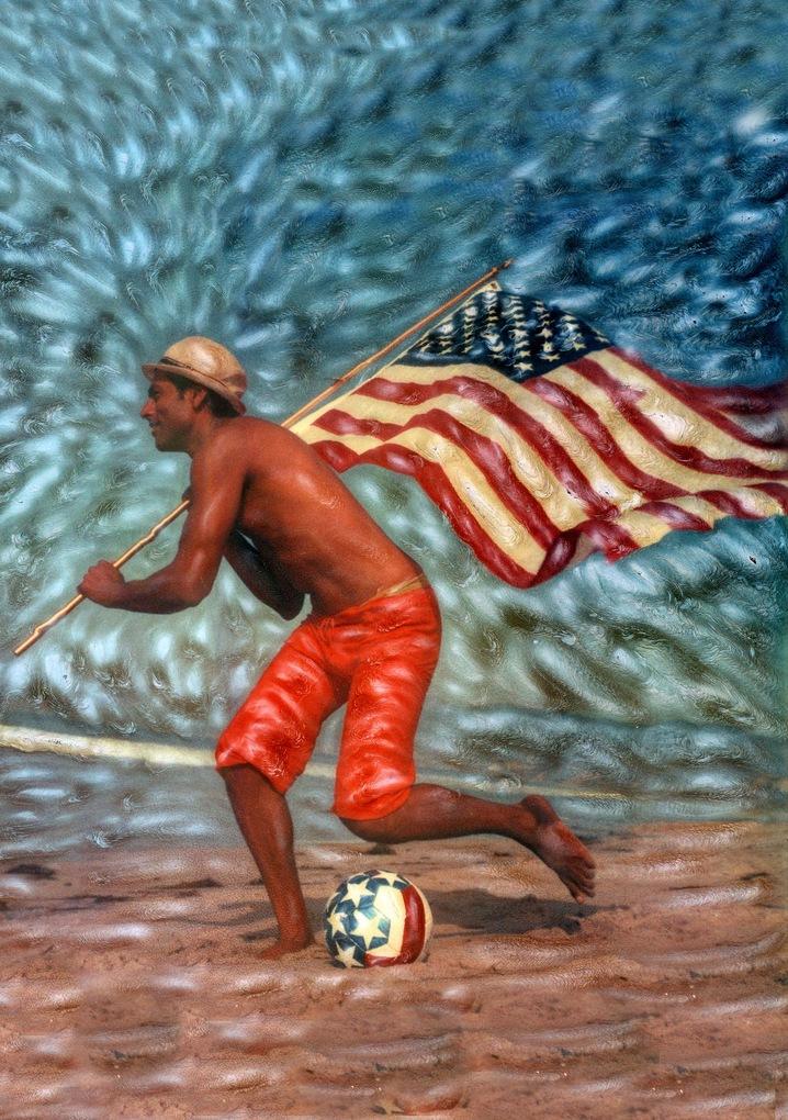 'Running to Africa'