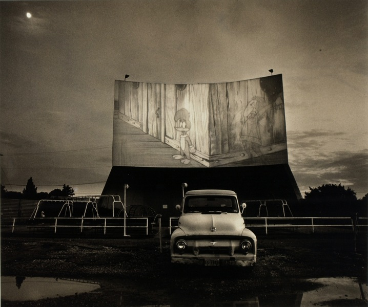 Chalk Hill Drive-in Theater