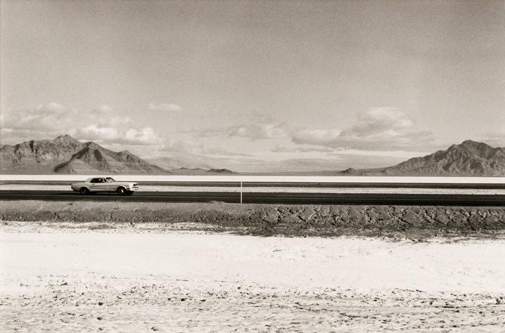 Autolandscape, Utah, 1971