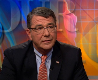 See more of Ashton Carter's interview on sexual assaults in military