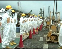 Japan May Create Frozen Ground Barrier to Stop Radioactive Leak in Fukushima