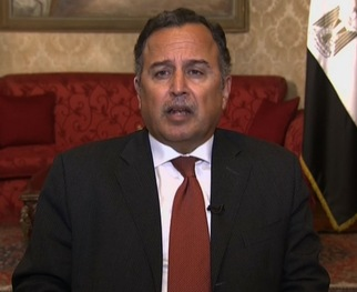 SEE MORE: Egypt's Foreign Minister Nabil Fahmy discusses the prospects for Mideast peace in this web-only Q&A.