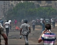 State of Emergency in Egypt After Violent Response to Deadly Protest Crackdowns