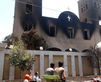 RELATED CONTENT: Coptic Christians Make An 'Easy Target' in Egypt's Unrest
