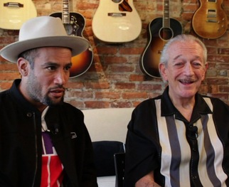 WATCH: Ben Harper, Charlie Musselwhite Perform 'You Found Another Lover (I Lost Another Friend)'