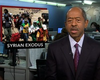 News Wrap: UN Reports Surge of Syrian Refugees Into Iraq