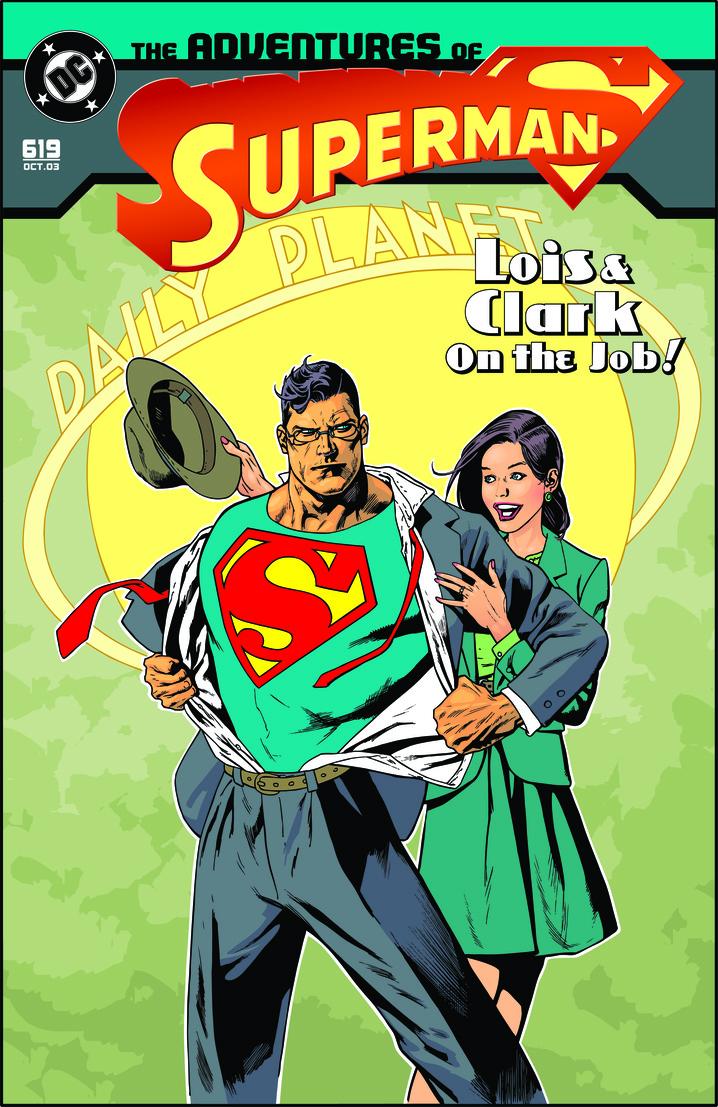 Lois Lane and Clark Kent