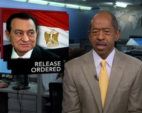 News Wrap: Egyptian Court Orders Release of Former Leader Mubarak