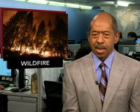 News Wrap: Calif. Firefighers Make Gains on Yosemite Blaze