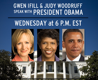 MORE: Obama Sits Down with NewsHour's Ifill and Woodruff for Exclusive Interview