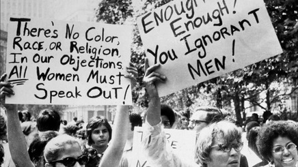 How the Civil Rights Movement Launched the Fight for LGBT, Women's Equality