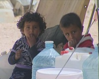 Refugees Feel Let Down by Foreign Caution for Military Action in Syria