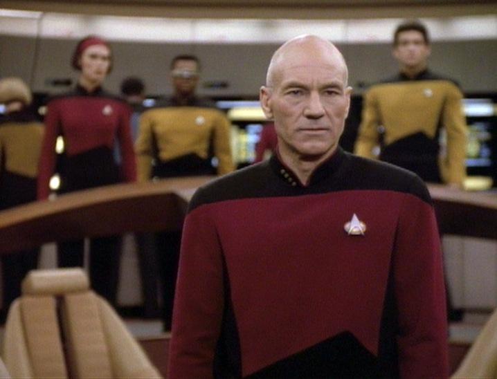 NSA director modeled war room after Star Trek's Enterprise