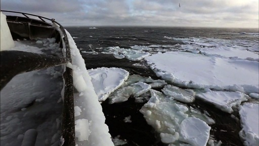 U.S. increases Arctic operations as melting ice caps give way to new sea lanes