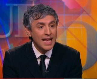 MORE: Extended interview with author Reza Aslan