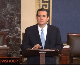 MORE: Thanks for the memories, Ted Cruz's non-filibuster filibuster
