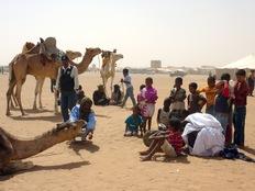 Visiting Algeria's refugee camps