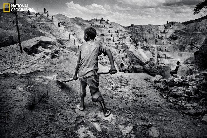 Child miner