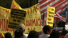 Advocates rally on Capitol Hill to renew push for immigration reform