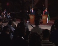 Kerry, Karzai resolve parts of security deal but flounder on legal jurisdiction