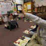 Model school aims to retrain teachers in ABCs of reading instruction