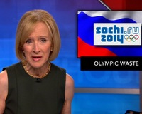News Wrap: Russia dumps illegal waste near Sochi, site of Winter Olympics